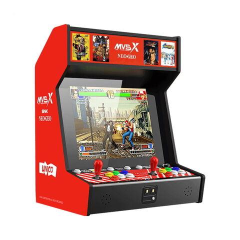 Snk Neogeo Mvsx Bartop-arcade