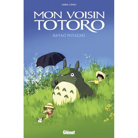 Livre - Mon Voisin Totoro - Anime Comics Studio Ghibli