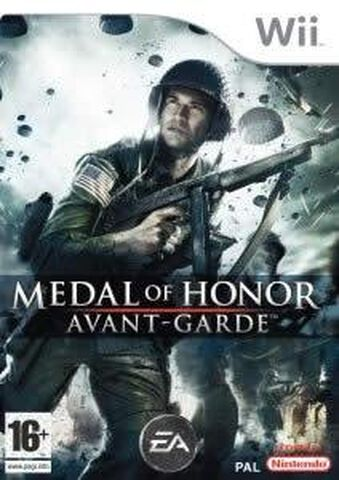 Medal Of Honor, Avant-garde