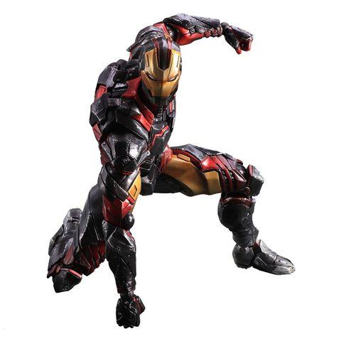 Figurine - Marvel Comics - Play Arts Kai Ironman