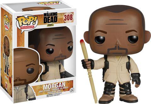 Figurine Toy Pop 308 - Twd - Morgan