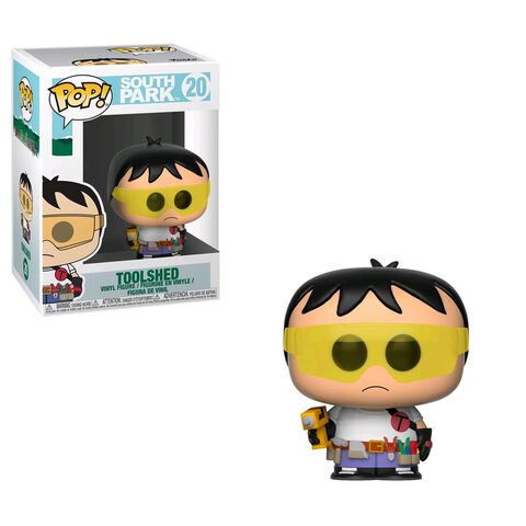 Figurine Funko Pop! N°20 - South Park - Série 2 Toolshed