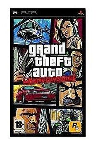 Grand Theft Auto, Liberty City Stories