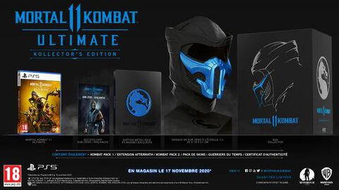 Mortal Kombat 11 Ultimate Kollector Edition