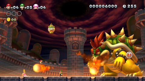 New Super Mario Bros U Deluxe - Jeu complet - Version digitale