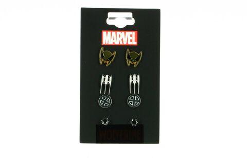 Pack bijoux - Marvel - Wolverine