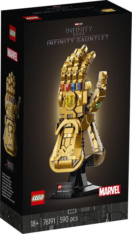LEGO - Marvel - Le Gant de l'infini