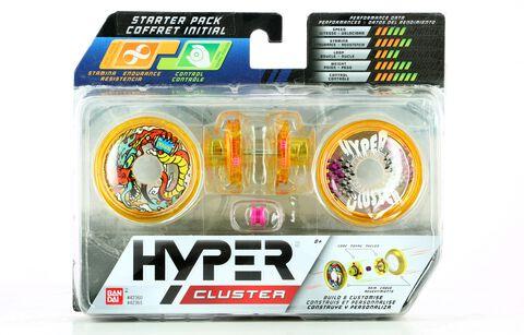 Coffret de démarrage - Yoyo - Hyper Cluster - Endurance Contrôle A