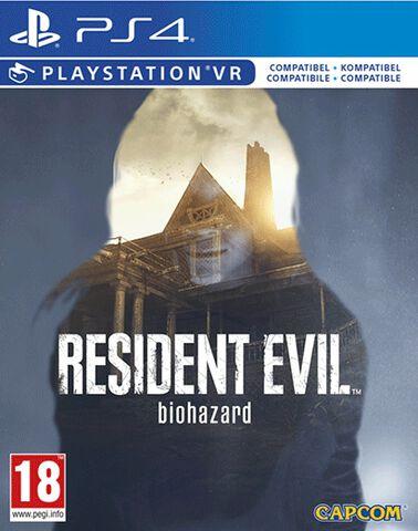 Resident Evil 7 : Biohazard - Edition Lenticulaire PS4 VR - Exclusivité Micromania