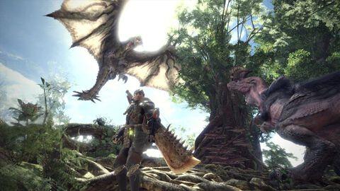 Monster Hunter World - Jeu complet - Version digitale