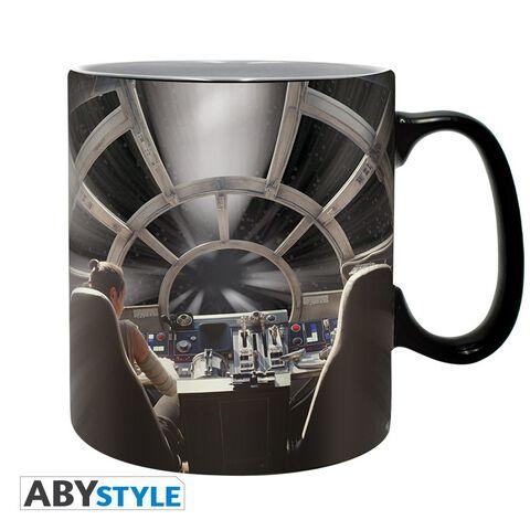 Mug - Star Wars - Faucon Millenium Clinquant 460 Ml