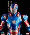 Figurine - Iron Patriot 1/9