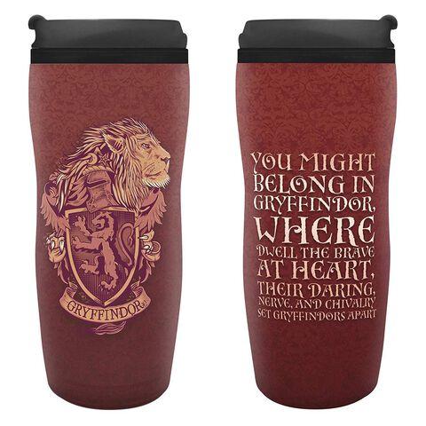 Mug de voyage - Harry Potter - Gryffondor