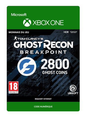 Ghost Recon Breakpoint - Dlc - 2400 (+400) Ghost Coins