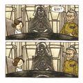 Livre - Star Wars : Dark Vador et sa Petite Princesse