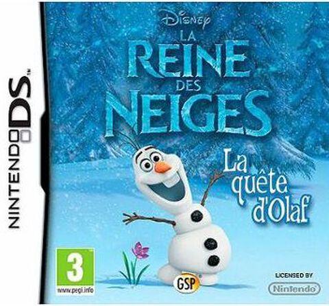 La Reine des Neiges : La Quête d'Olaf