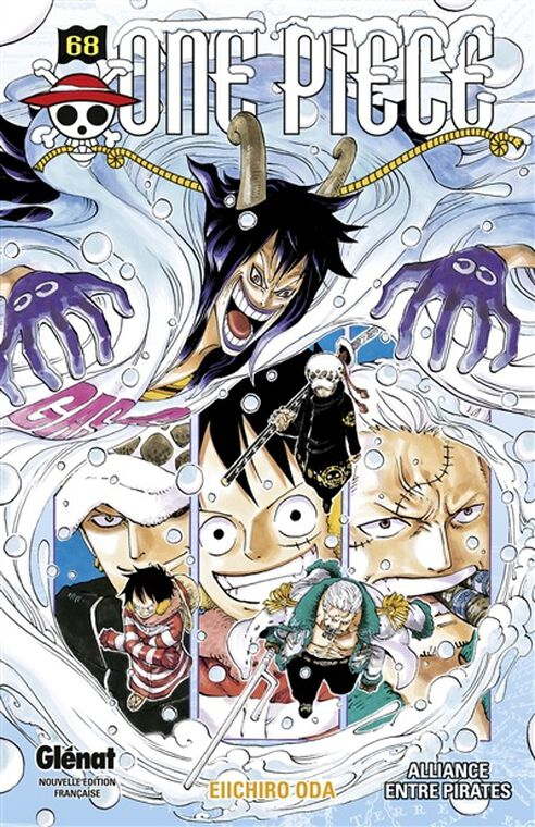 Manga - One Piece - Edition Originale - Tome 68