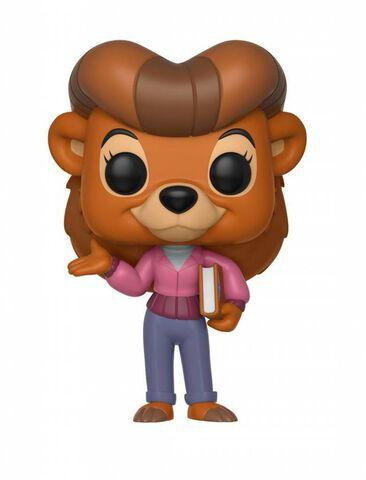 Figurine Funko Pop! N°443 - Super Baloo - Rebecca Cunningham