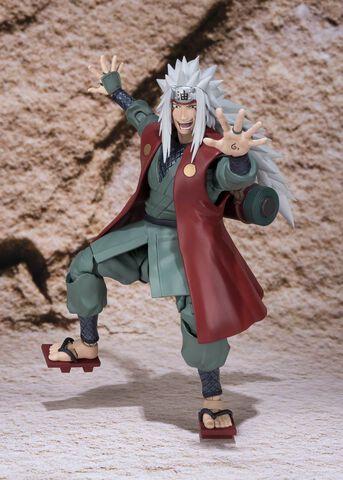 Figurine Sh Figuarts - Naruto - Jiraiya