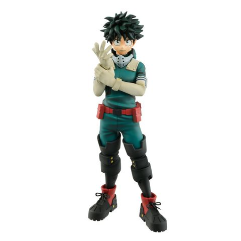 Figurine - My Hero Academia : Age Of Heroes - Deku