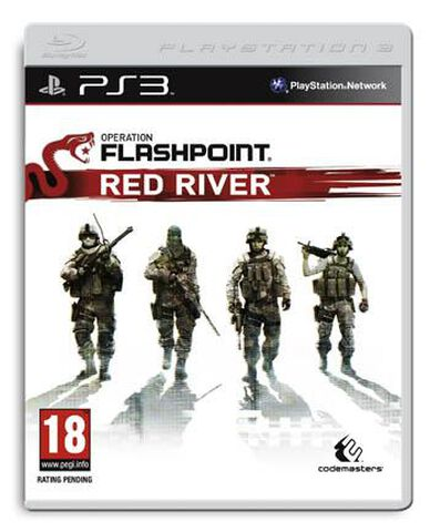 Operation Flashpoint : Red River