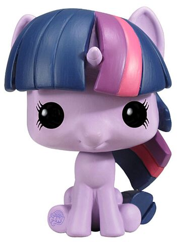 Figurine Funko Pop! N°06 - Mon Petit Poney - Twilight Sparkle