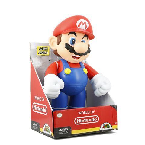 Figurine - Super Mario Bros - Big Size Super Mario 51 cm