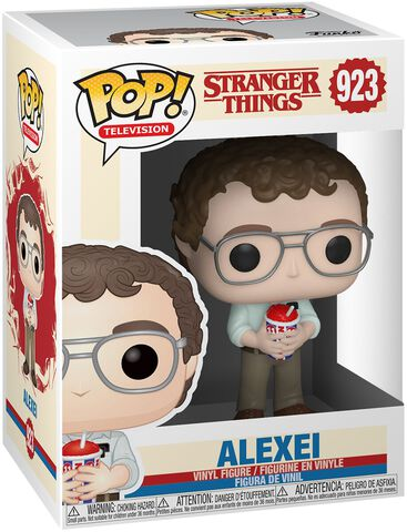 Figurine Funko Pop! N°923 - Stranger Things - Alexei