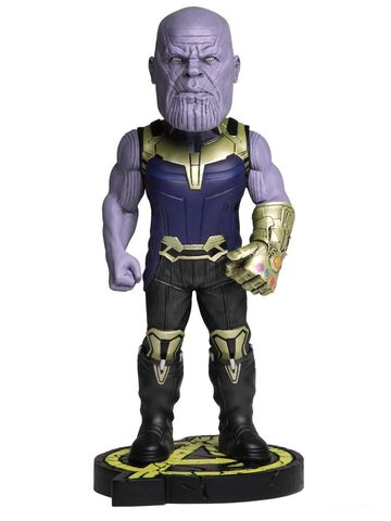 Statuette Neca - Avengers Infinity War - Head Knocker - Thanos