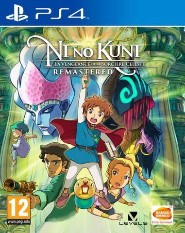Ni No Kuni La Vengeance De La Sorcière Céleste Tm Remastered