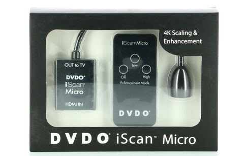 Dvdo Iscan Micro 4k Hdmi Cable PS4