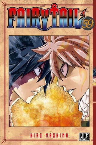 Manga - Fairy Tail - Tome 59