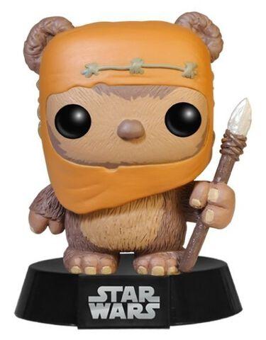 Figurine Funko Pop! N°26 - Star Wars - Wicket