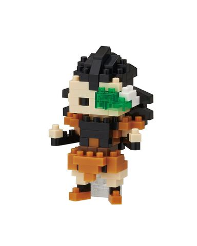 Figurine A Monter Nanoblock - Dragon Ball Z - Raditz