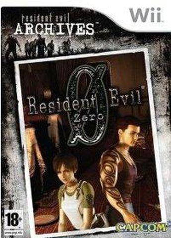 Resident Evil, Zero Archives