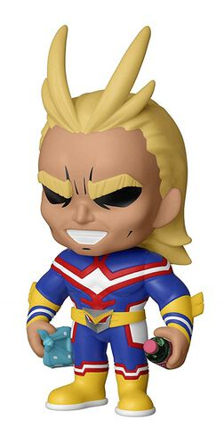 Figurine 5 Star - My Hero Academia - All-might