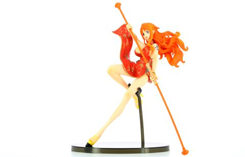 Figurine - One Piece - Banpresto World Colosseum Vol 5 Nami