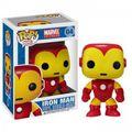 Figurine Funko Pop! N°04 - Iron Man Comics