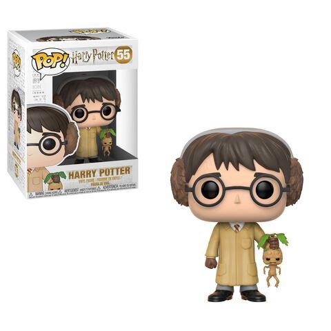 Figurine Funko Pop! N°55 - Harry Potter - S5 Harry Potter En Herbologie