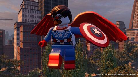 * Lego Marvel's Avengers