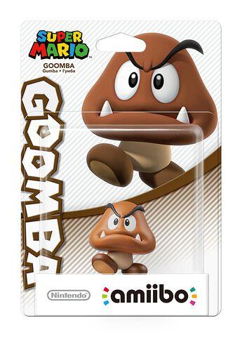 Figurine Amiibo Mario Goomba
