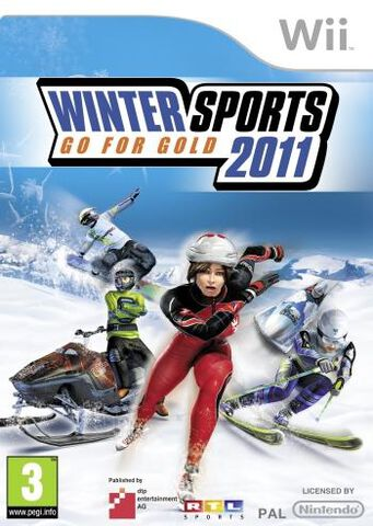 Winter Sports 2011, Go For Gold