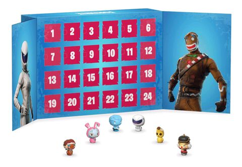 Calendrier De L'avent   Fortnite   Figurines Assortiment   GAMING