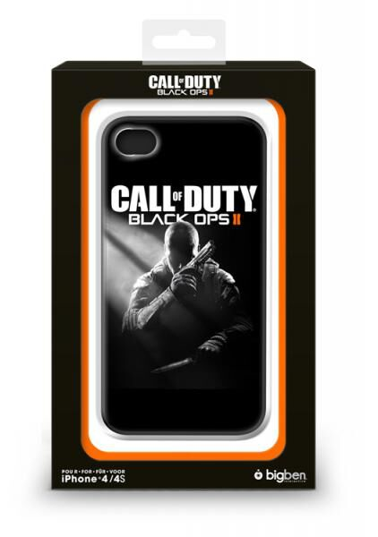 Coque Iphone 4/4s Call Of Duty : Black Ops II