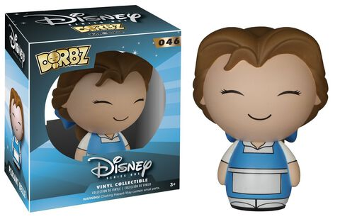 Figurine Dorbz N°46 - Disney Paysanne Belle