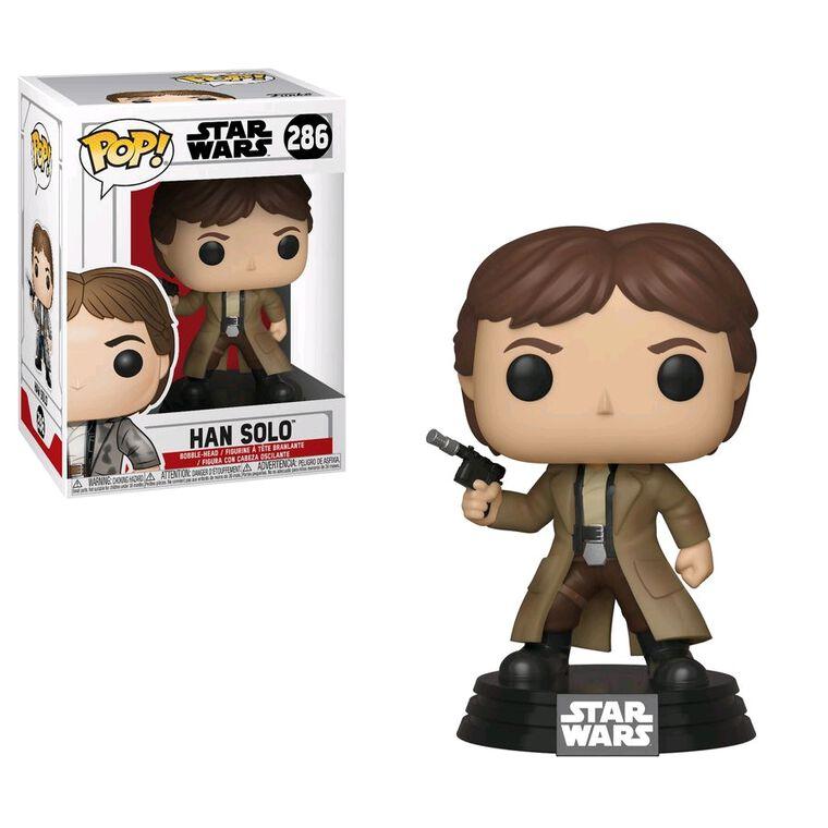 Figurine Funko Pop! N°286 - Star Wars - Han sur Endor