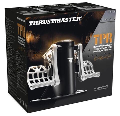 Palonnier et pédales Thrustmaster TPR