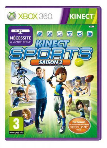 Kinect Sports 2 : Saison 2 (kinect)