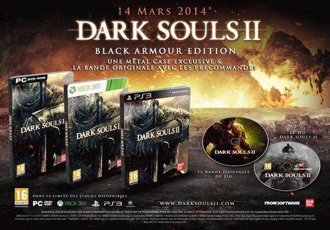Dark Souls II : Black Armour Edition