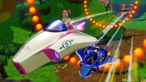 Sonic & All Stars Racing Transformed Classics